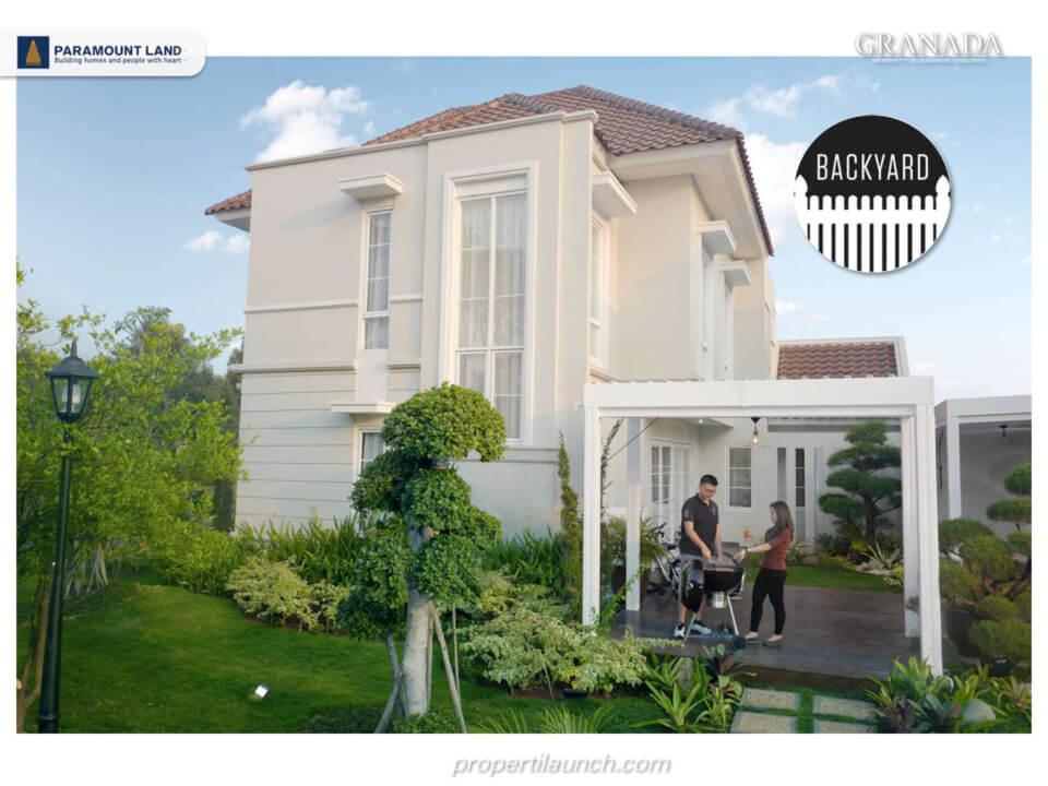 Rumah Granada @ Alicante Village Paramount Land