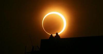 Inilah Sebab Mengapa Terjadi gerhana Matahari? | BelajarIPA.com