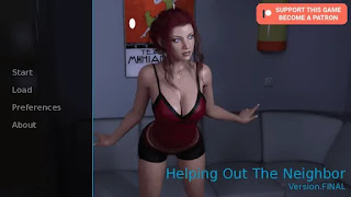 Helping Out The Neighbor APK Android Port Adult Game Download
