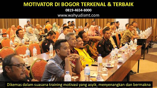 •             JASA MOTIVATOR BOGOR  •             MOTIVATOR BOGOR TERBAIK  •             MOTIVATOR PENDIDIKAN  BOGOR  •             TRAINING MOTIVASI KARYAWAN BOGOR  •             PEMBICARA SEMINAR BOGOR  •             CAPACITY BUILDING BOGOR DAN TEAM BUILDING BOGOR  •             PELATIHAN/TRAINING SDM BOGOR