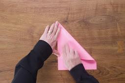 Cara Membuat Pesawat Kertas yang Bisa Terbang Jauh