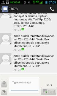 Cara Unreg atau Berhenti Layanan Berbayar Kartu Indosat.