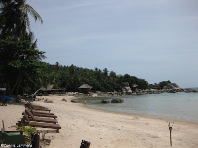 Bay on Koh Tao, near Mae Haad