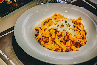 Pasta Recipe with White Sauce || White sauce Pasta recipe