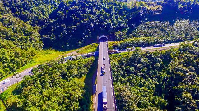 Arteris Régis Bittencourt reforça segurança na rodovia para atender aumento do fluxo neste fim de ano