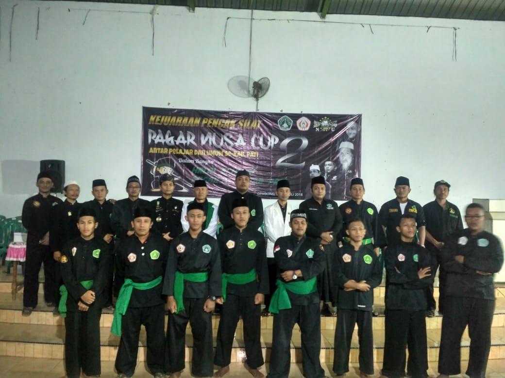 Pesan Ketum Pagar Nusa Dalam Kejuaraan Pagar Nusa Cup Ii Pati