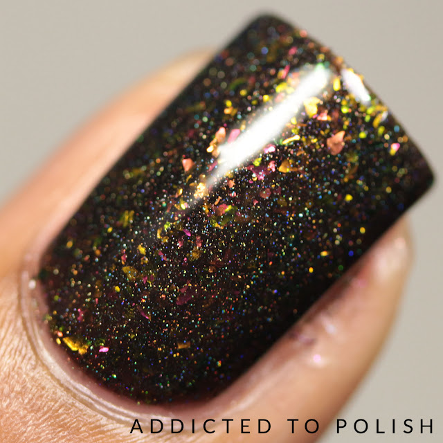 Top Shelf Lacquer Fireside Delight