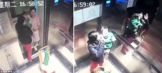 Няня Жестоко Избила Малыша Через Минуту После Прощания С Мамой! Видео!