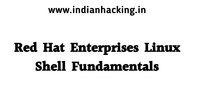 Red Hat Linux Shell