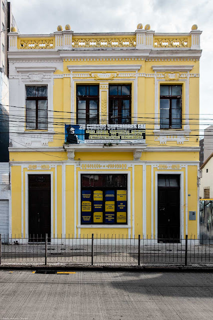 Unidade de Interesse de Preservação na Rua Lourenço Pinto