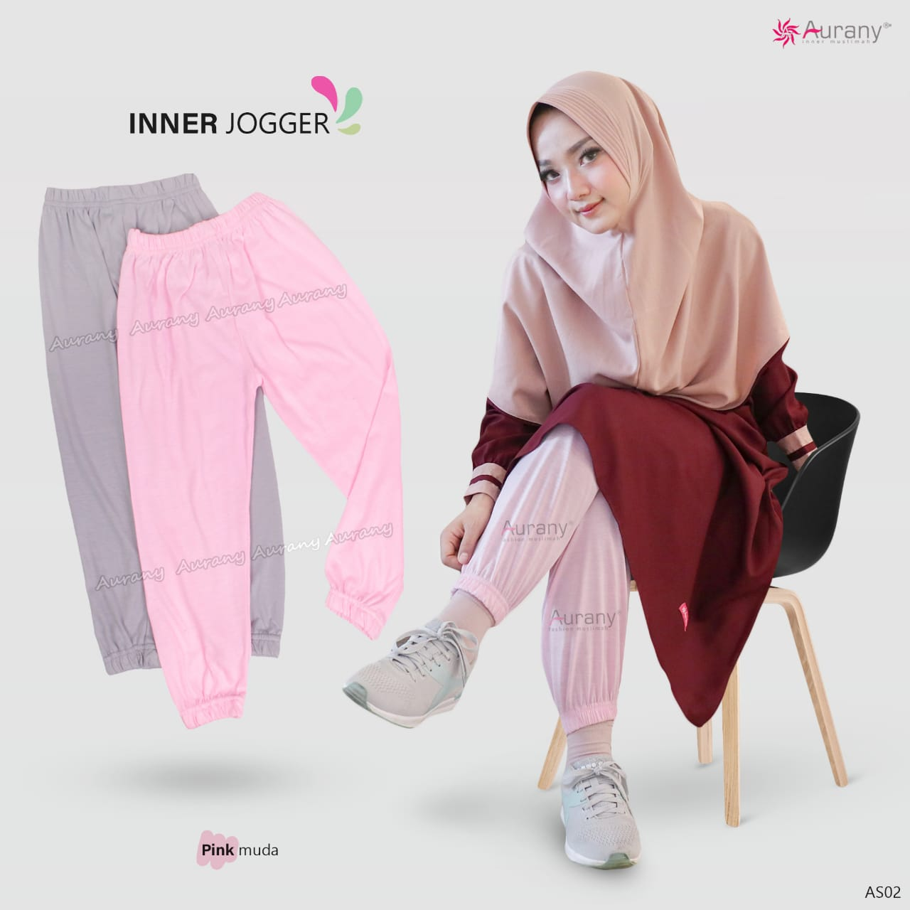 Inner Jogger Kid's by Aurany - Paling Diburu