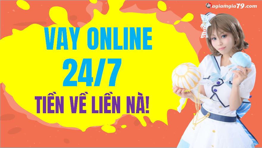 Vay online 24/7
