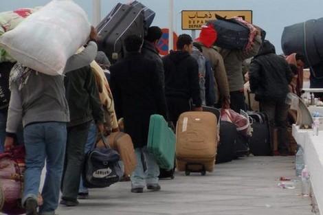 جهود حكومية تنقذ مغاربة عالقين في ليبيا بإعادتهم إلى المملكة