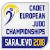 CAMPEONATO DE EUROPA CADETE 2018 - SARAJEVO <BR>28, 29 y 30 de junio.