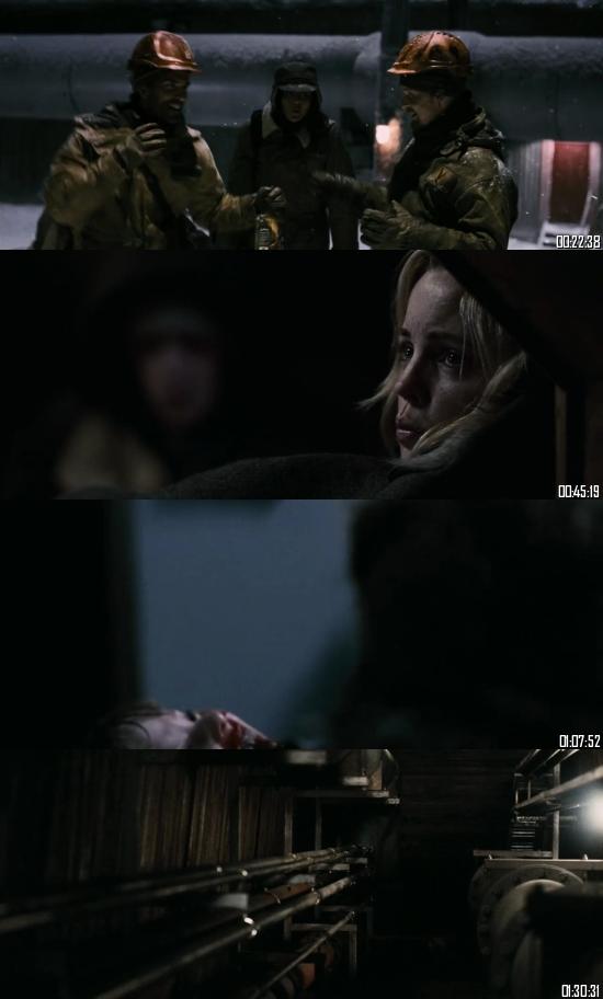30 Days Of Night 2007 BRRip 720p 480p Dual Audio Hindi English Full Movie Download