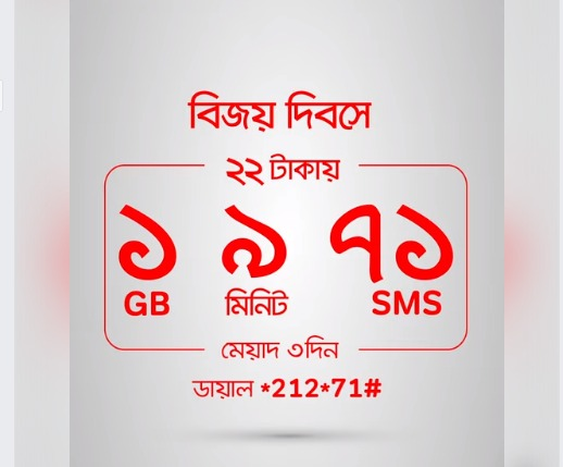 Airtel Victory Day Offer 2019