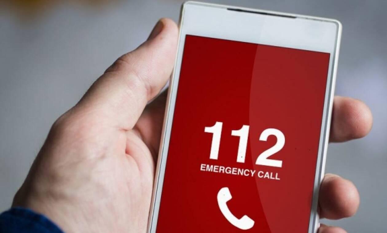 Μήνυμα από το 112 και σε κατοίκους στην Ξάνθη