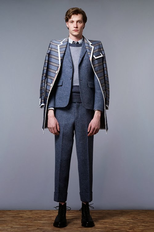a80554af698 LOOKBOOK : thom browne 2013 fall winter | COOL CHIC STYLE to dress ...