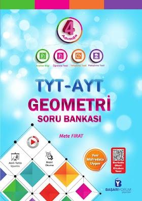 Başarıyorum TYT AYT Geometri Soru Bankası PDF