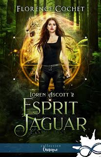 Loren Ascott #2 Esprit jaguar de Florence Cocher