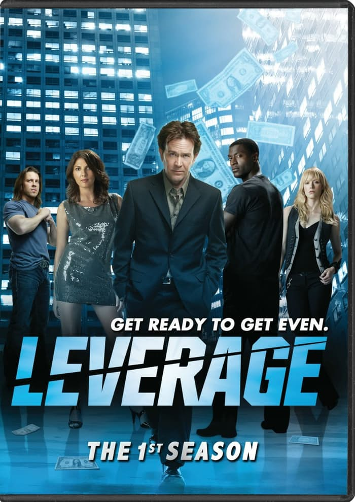 Leverage 2008: Season 1 - Full (13/13)