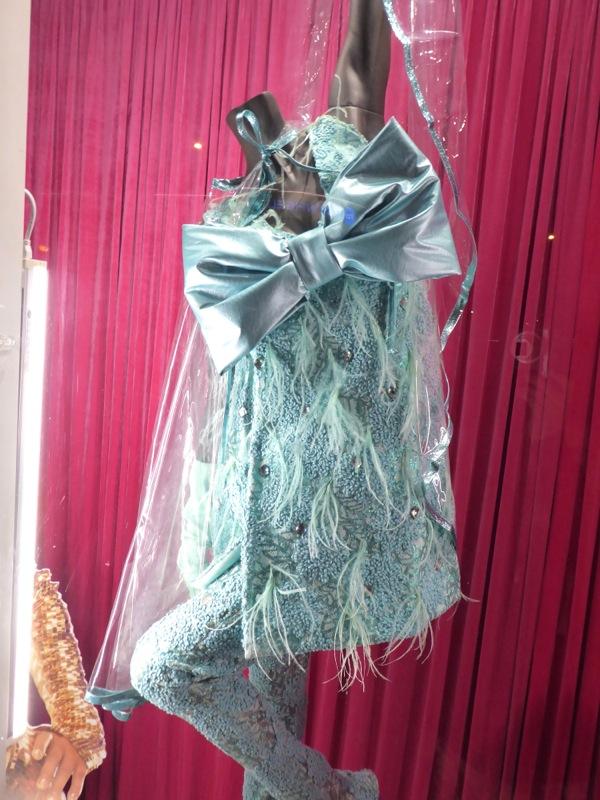 RuPaul's Drag Race babydoll dress