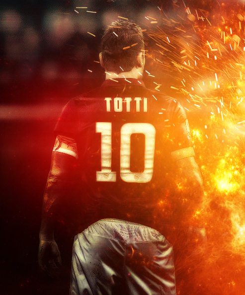 Francesco totti 2018 wallpaper