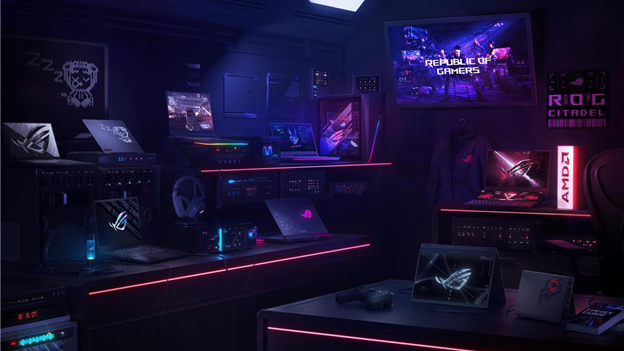Laptop ROG Terbaru 2021