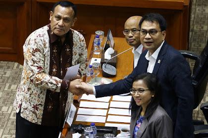 DPR: Kami Tak Bisa Menyenangkan Semua Pihak Terkait Capim KPK