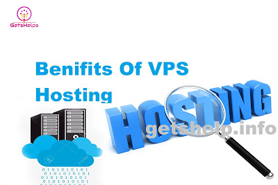 benefits of VPS Hosting: