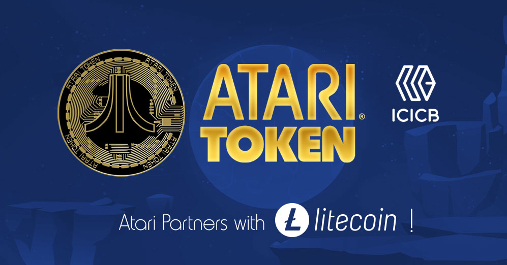 Atari® Partners with Litecoin Foundation, Adding Litecoin As Means of Payment for Upcoming Atari Token, Atari VCS Game System, and Other Future Products