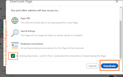How to Delete LinkedIn Company Page 2