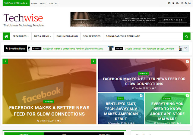 How To Setup Techwise Blogger Template [TemplatesYard] in 2020