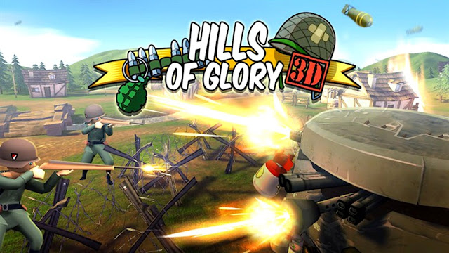Hills Of Glory 3D PC Download Poster