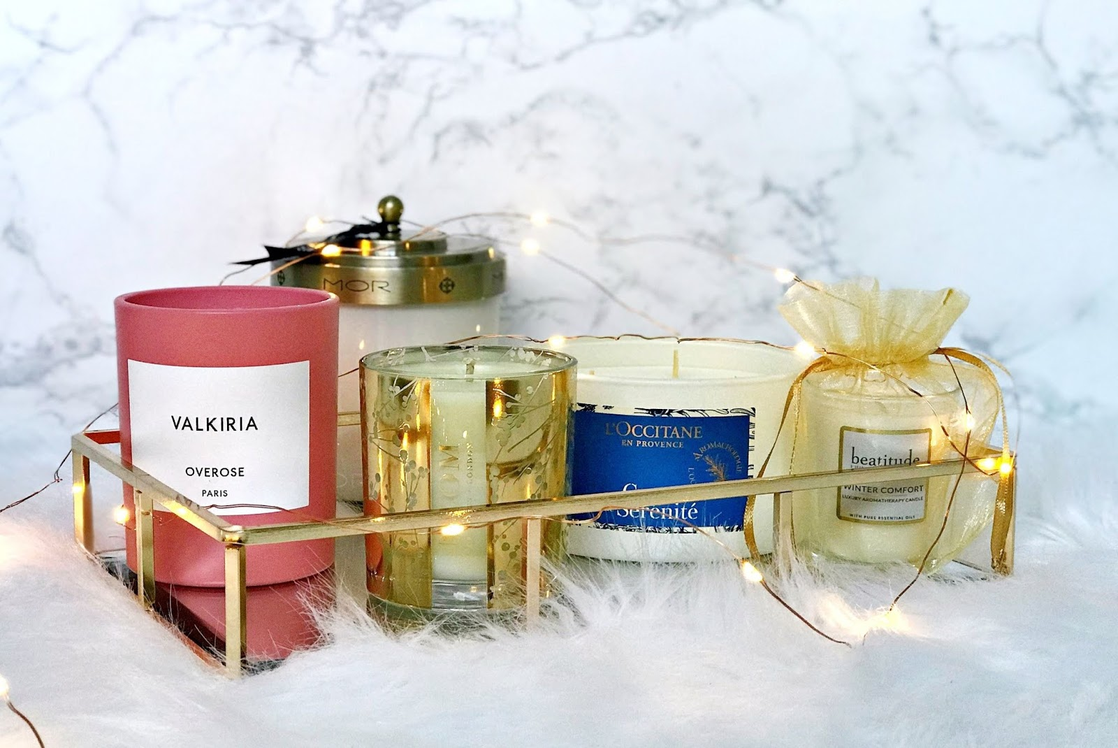 Christmas Gift Guide: Fragrance & Candles