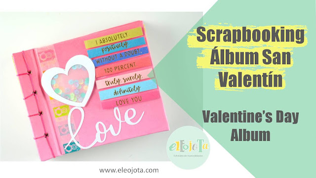 álbum San Valentín Valentines Day album