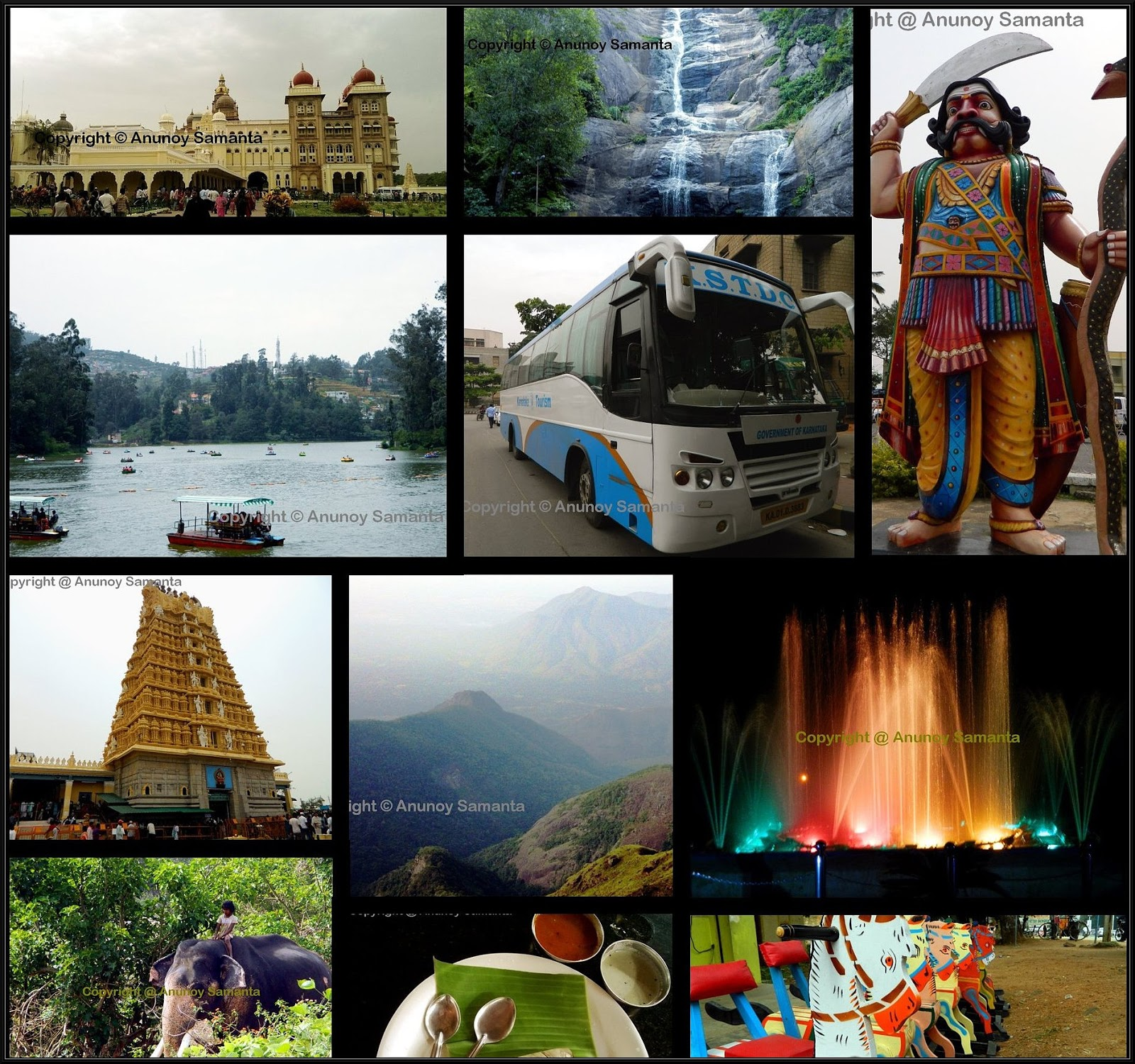 Best Places To Travel In July In India: Mysore, Ooty And Kodaikanal Trip With KSTDC