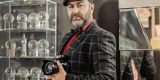 Ο Βαγγέλης Γιωτόπουλος δεν σταματά να μας εκπλήσσει ευχάριστα, αφού η μεγάλη αγάπη που έχει για την φωτογραφία δεν σταματά.