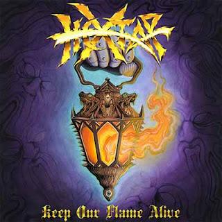 """Το single των Hextar """"Keep Our Flame Alive"""""""
