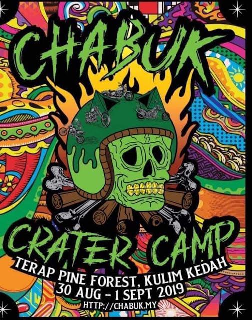 CHABUK CRATER CAMP