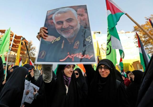 قاسم سليماني: حضور كبير في العراق لحضور الجنازة وهكذا سترد إيران على أمريكا