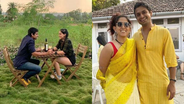 Actors Gossips: Ira Khan is distracted as she turns hairstylist for boyfriend Nupur Shikhare