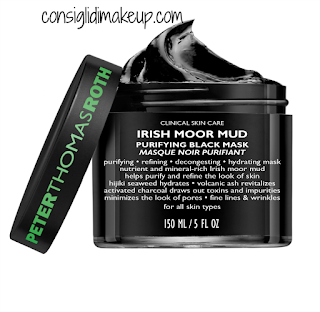 Preview Irish Moor Mud Mask Peter Thomas Roth Black Mask Maschera Purificante
