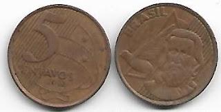 5 centavos, 2002