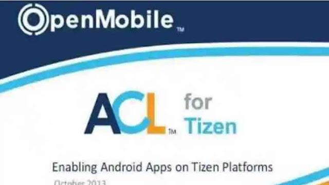 Download Aplikasi ACL TPK Untuk OS Samsung Tizen Versi Terbaru