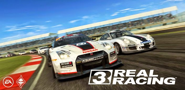Real Racing 3 Versi Baru Full Mod Apkk+Data