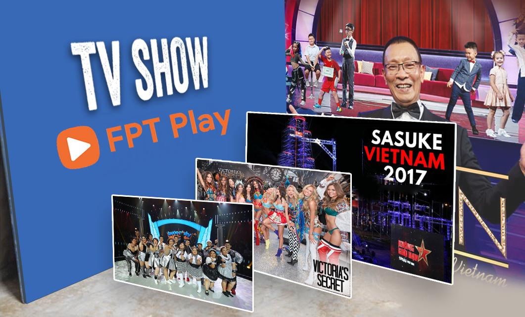 Ứng dụng giải trí trên Truyền hình FPT Play