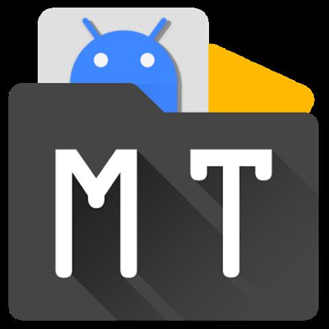MT Manager v2.5.0 (VIP Mod) Apk logo