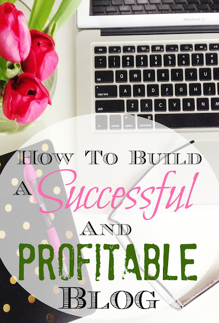 Want to start a great blog and earn an income but don't know where to start? This post outlines some key things to get your blog profitable and successful!