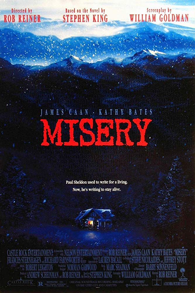 """Movie Review: """"Misery"""" (1990)"""